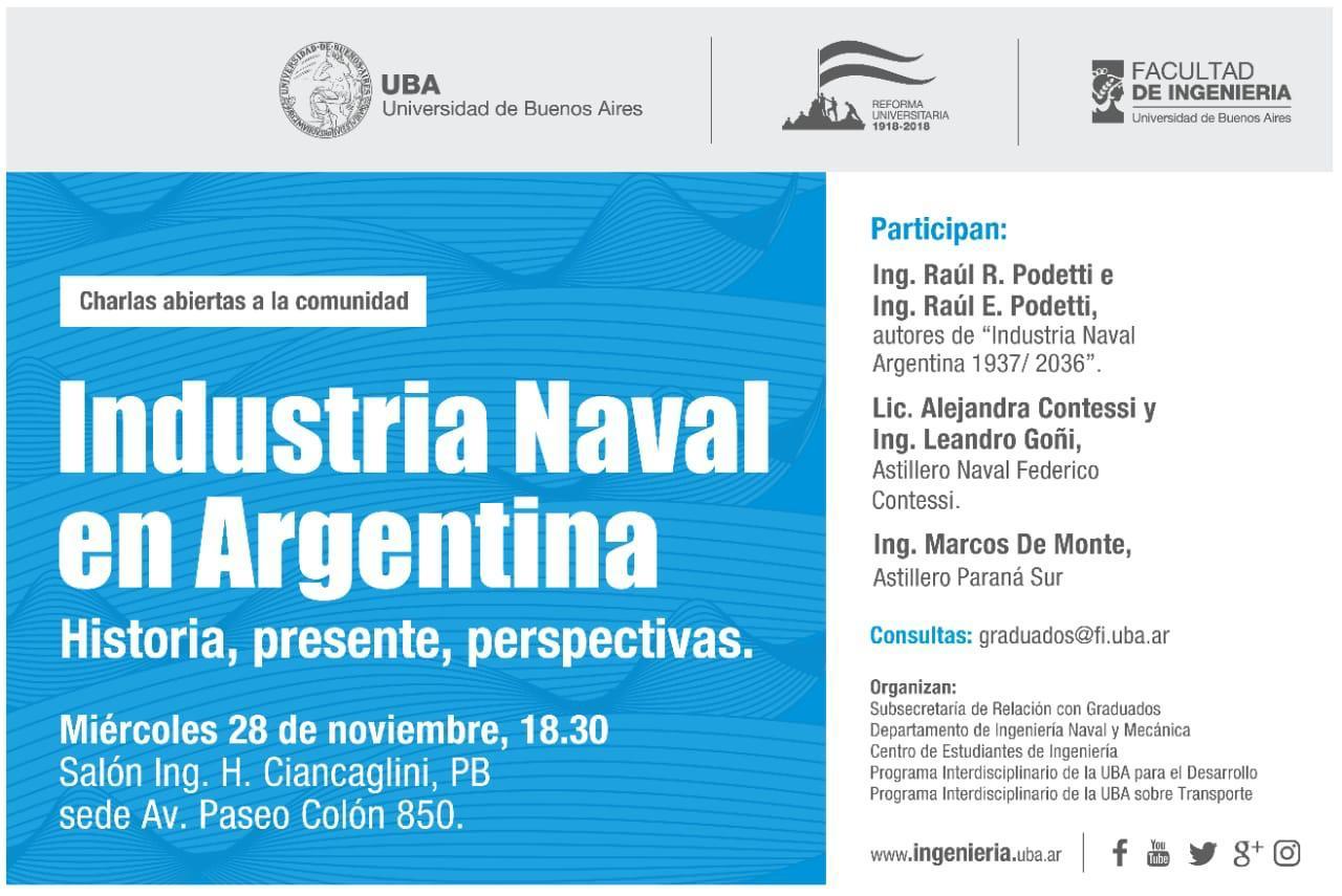 FIUBA Industria Naval
